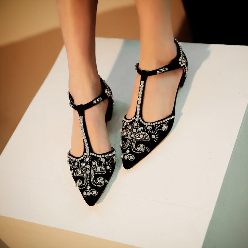 Giày bệt nữ đính cườm sang chảnh - 2439336 , 678214795 , 322_678214795 , 200000 , Giay-bet-nu-dinh-cuom-sang-chanh-322_678214795 , shopee.vn , Giày bệt nữ đính cườm sang chảnh
