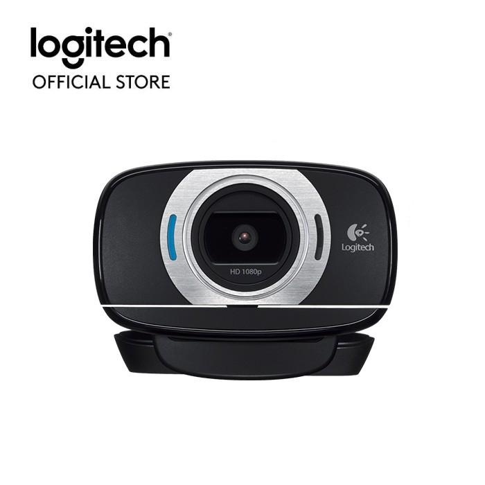 Webcam Logitech C615 HD (Đen) - Hãng phân phối chính thức