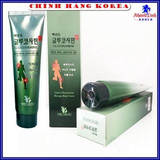 [Mã INCU1708 hoàn 15K xu đơn 50K] Dầu Lạnh Hàn Quốc Glucosamine, tuýp 150ml thumbnail
