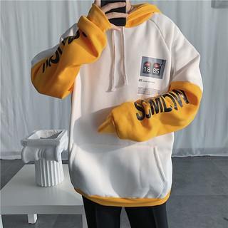 Áo hoodie lót nhung thời trang năng động cho nam