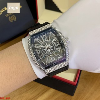[Fullbox] Đồng hồ nam FM-42 - Thiết kế full Đá sang trọng, tặng hộp và bảo hành 12 tháng ngoctrinhshop thumbnail