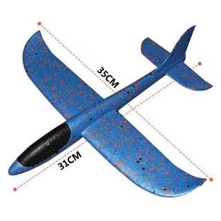 Máy bay xốp cho bé tập chơi