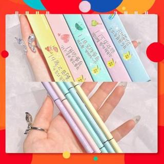 [FREESHIP] Bút Chì kẻ mày XIXI nét mảnh đều màu tự nhiên Thin Eyebrow Pencil