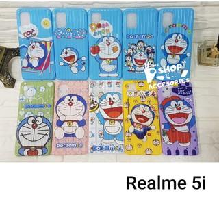 Ốp Lưng Silicone Hình Doraemon Cho Realme C5I thumbnail
