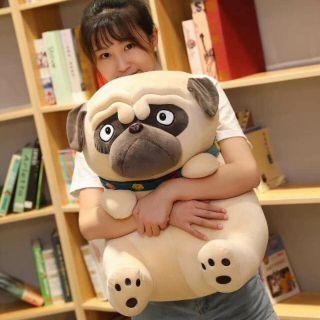 Chó Bông Mặt xệ Pug Gấu Bông City đủ size thumbnail