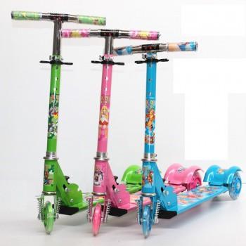 Xe trượt scooter 3 bánh phát sáng, có chuông cho bé - 3258631 , 531794866 , 322_531794866 , 159000 , Xe-truot-scooter-3-banh-phat-sang-co-chuong-cho-be-322_531794866 , shopee.vn , Xe trượt scooter 3 bánh phát sáng, có chuông cho bé