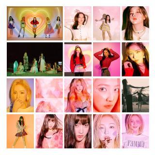 Red Velvet New Album Psycho LOMO Cards