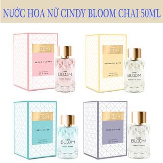 Nước Hoa Nữ Cindy Bloom 50ml Chính Hãng thumbnail