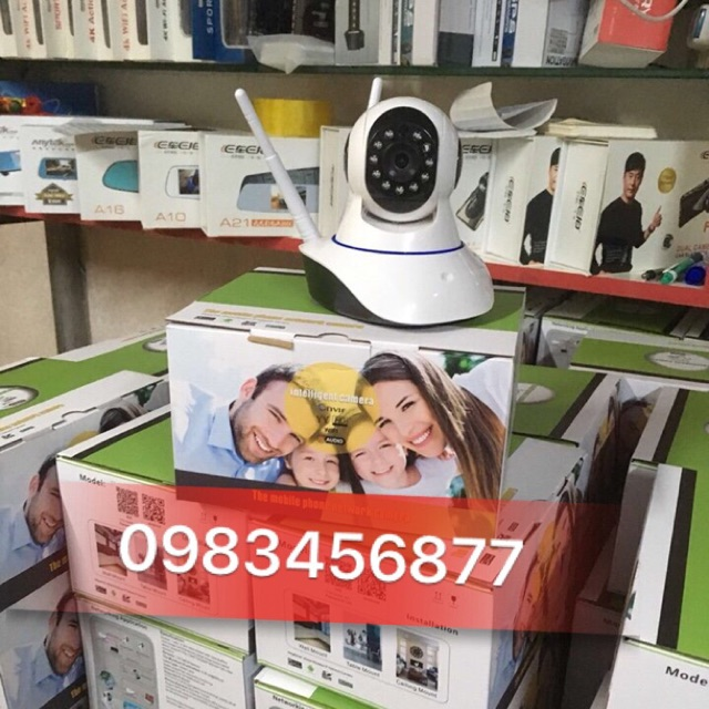 Combo 9 camera và phụ kiện. - 10078691 , 1314996851 , 322_1314996851 , 3350000 , Combo-9-camera-va-phu-kien.-322_1314996851 , shopee.vn , Combo 9 camera và phụ kiện.
