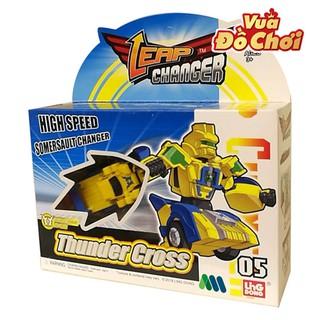 Tốc Chiến Thần Xa – Thunder Cross