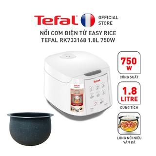 [Mã ELSBSL44 giảm 7% đơn 500K] Nồi cơm điện tử Tefal Easy Rice RK733168 1.8L 750W thumbnail