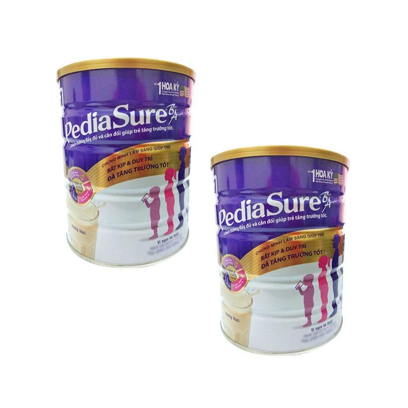 Bộ 2 Sữa bột Pediasure 850g
