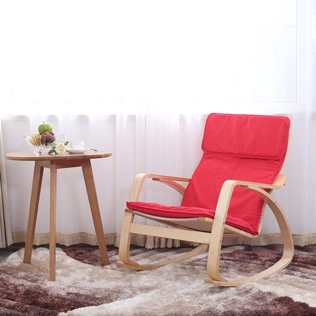 Ghế bập bênh thư giãn Poang Ikea