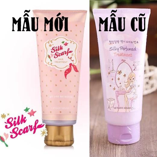 Kem Xả Tóc Nước Hoa Etude House Silky Perfumed Treatment