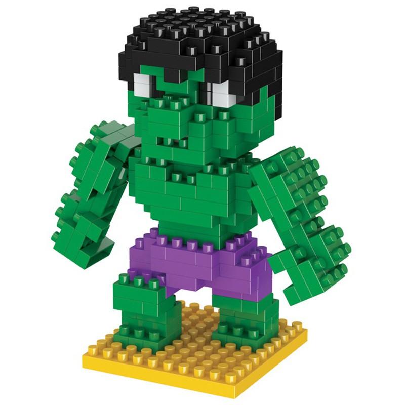 bộ đồ chơi lắp ráp lego hình siêu anh hùng