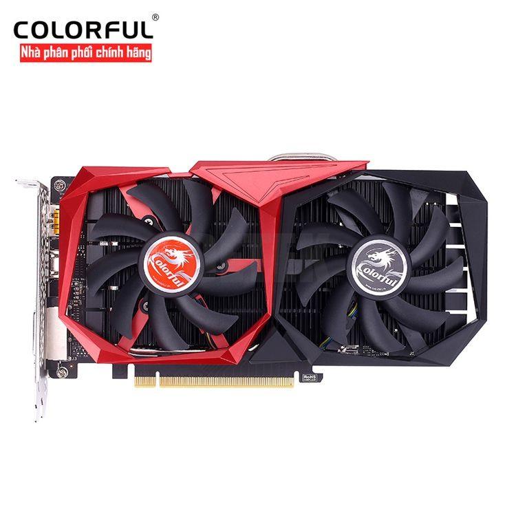Card màn hình Colorful Nvidia Geforce GTX 1050 Ti NB 4G