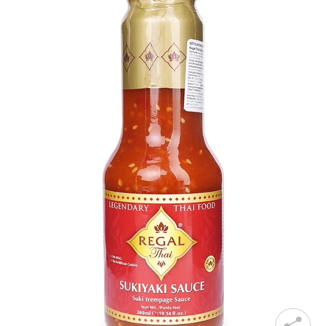 Sốt Sukiyaki Regal Thai 300g - 2570781 , 1129477760 , 322_1129477760 , 68000 , Sot-Sukiyaki-Regal-Thai-300g-322_1129477760 , shopee.vn , Sốt Sukiyaki Regal Thai 300g