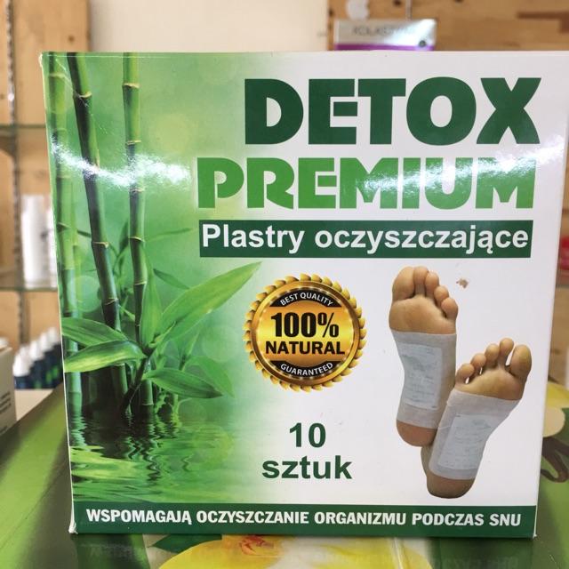Miếng dán thải độc Detox Premium