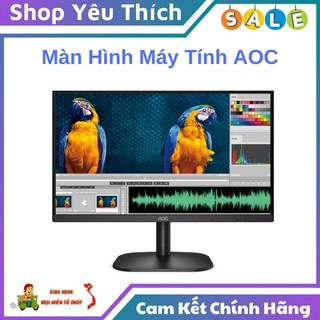 Màn Hình Máy Tính 24B2XHM 74 LCD 24 Inch AOC Full HD Tràn Viền Tích Hợp 2 Cổng HDMI Và VGA thumbnail