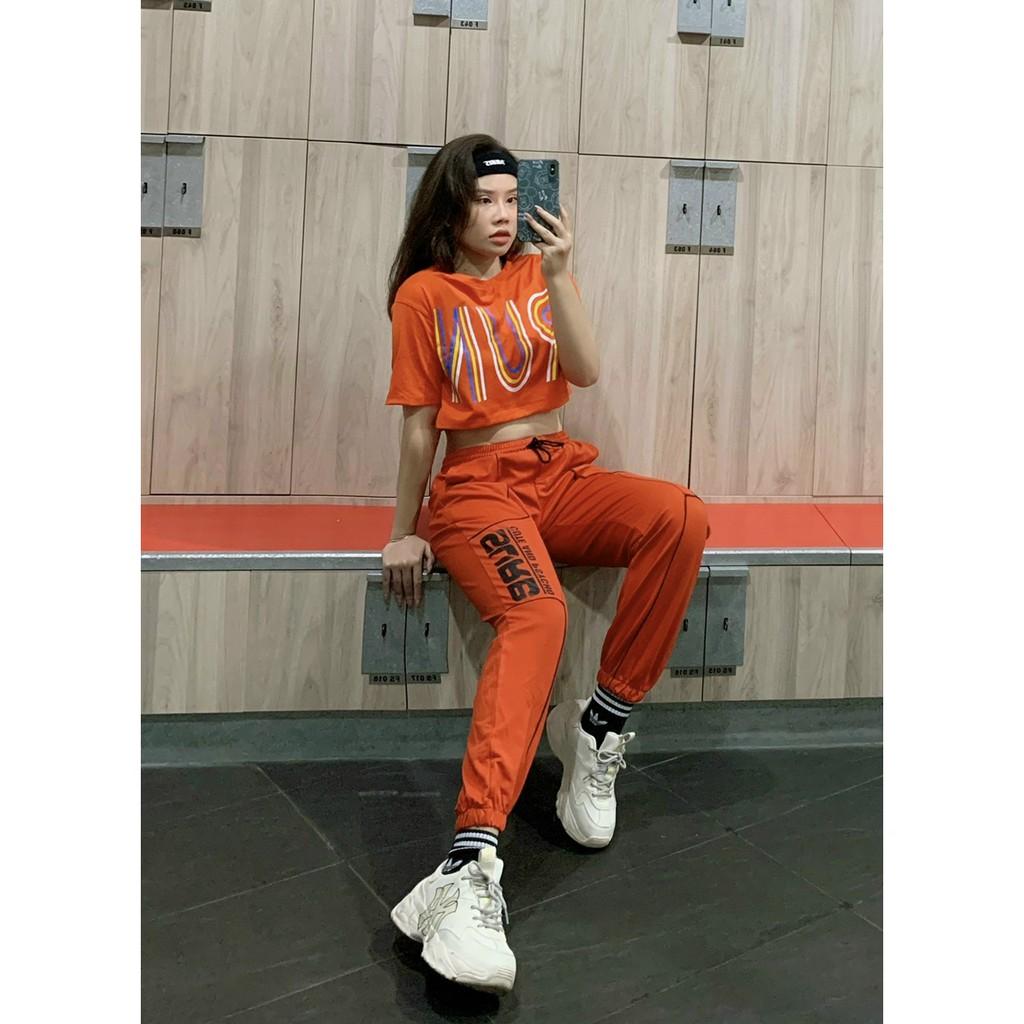 Mặc gì đẹp: Năng động với Áo tập Zumba, Gym, Yoga, thể dục nữ - áo croptop Run