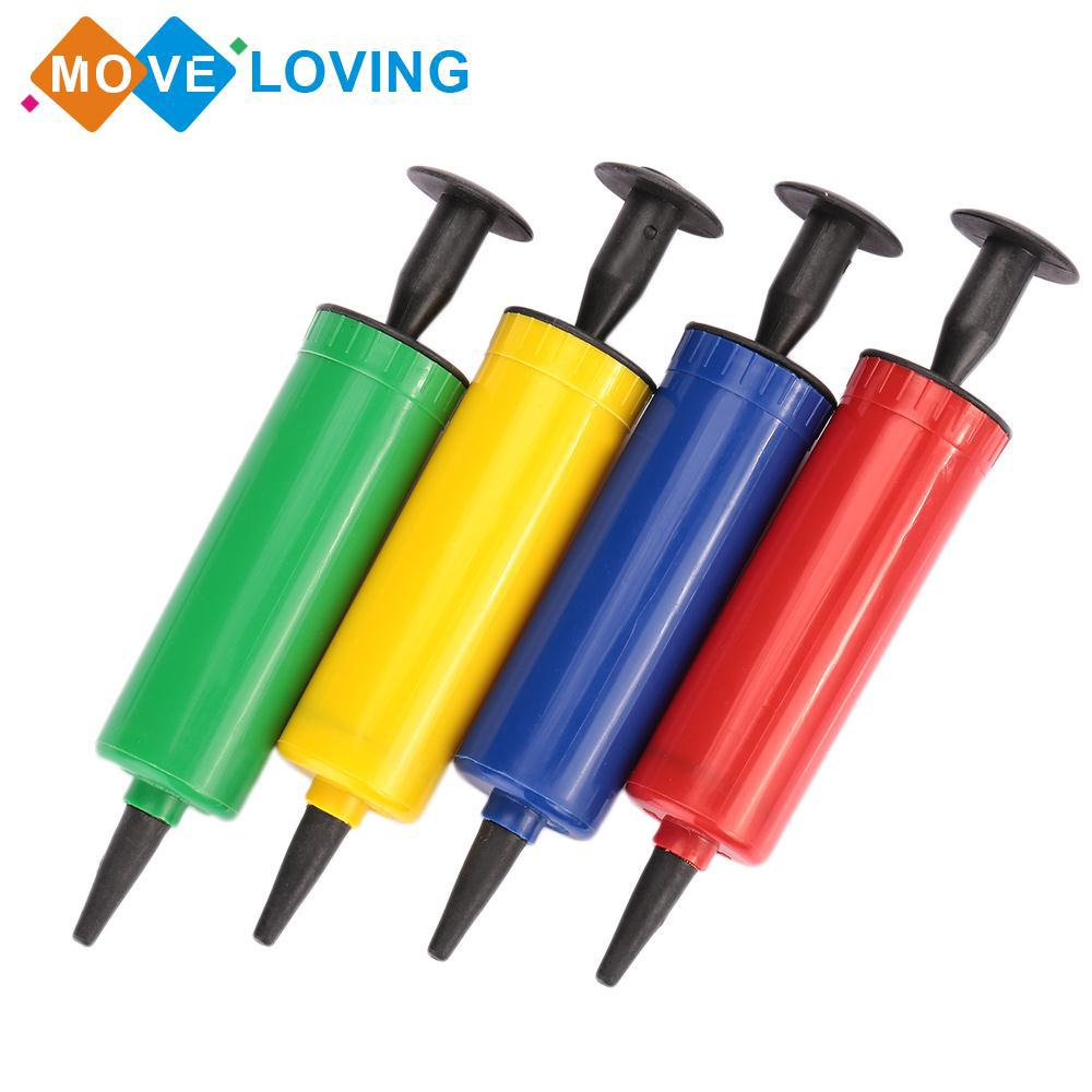 Mini Hand Inflator Air Pump For Ball Basketball Volleyball Soccer Cycling Tyre