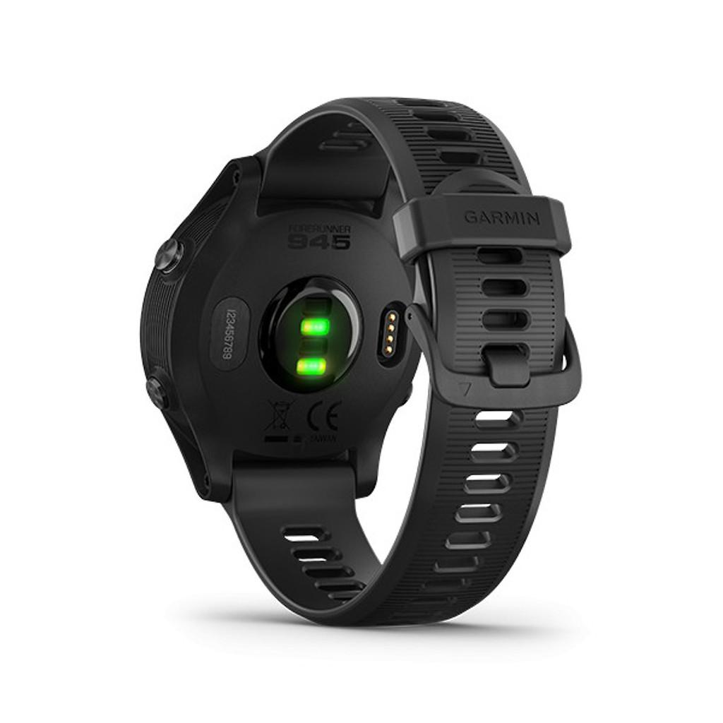 Vòng đeo tay theo dõi sức khỏe Garmin Forerunner 945, GPS, SEA, Black_010-02063-70 - Hàng Chính Hãng