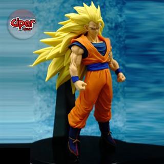 Mô hình Songoku – Super Saiyan 3 – Mô hình Dragon Ball