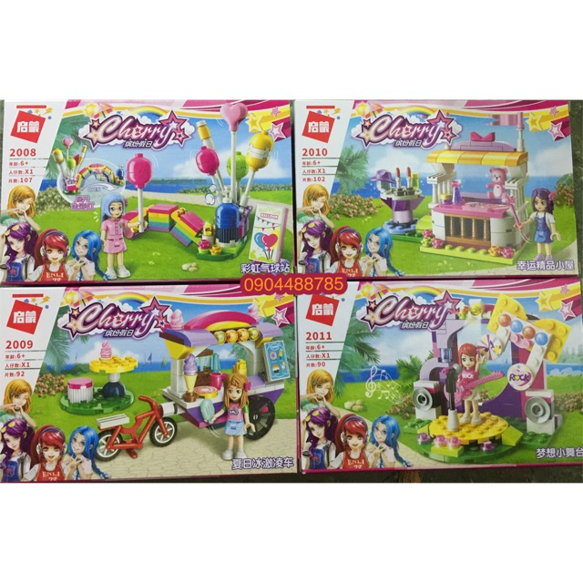 [Mẫu mới- giá rẻ] Lego cherry 2008-2011 - Cửa hàng của Cherry - 9970666 , 1333768626 , 322_1333768626 , 60000 , Mau-moi-gia-re-Lego-cherry-2008-2011-Cua-hang-cua-Cherry-322_1333768626 , shopee.vn , [Mẫu mới- giá rẻ] Lego cherry 2008-2011 - Cửa hàng của Cherry