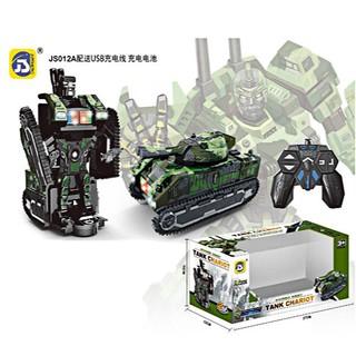 Người máy điều khiển biến hình thành xe tăng