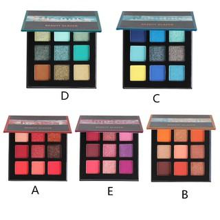 [XẢ KHO] Bảng phấn mắt 9 màu Beauty Glazed B51 thumbnail