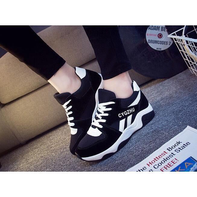 ⚡️GIÀY NỮ HOT 2018⚡️Giầy thể thao Sneaker cao cấp Nữ A625