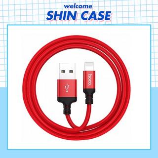 Dây Cáp Sạc iphone Lightning Hoco X14 Cho Điện Thoại Pin Dự Phòng Tai nghe Bluetooth Case Airpods pro i12 2 Vỏ Ốp lưng