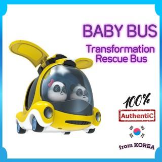 [KOREMIUM] BabyBus Transformation Rescue Bus Operation Korea best Kids Toy baby bus, Xe buýt cứu hộ chuyển đổi BabyBus Hoạt động Xe buýt cứu hộ trẻ em xuất sắc nhất Hàn Quốc Xe buýt trẻ em đồ chơi tốt nhất Hàn Quốc