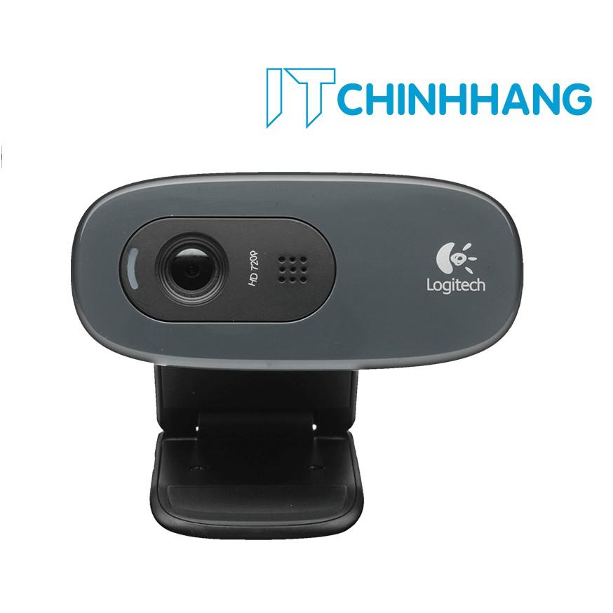 Webcam Logitech HD C270 - HÃNG PHÂN PHỐI CHÍNH THỨC