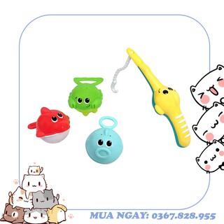 Bộ đồ chơi câu cá vui nhộn Infantino 205040