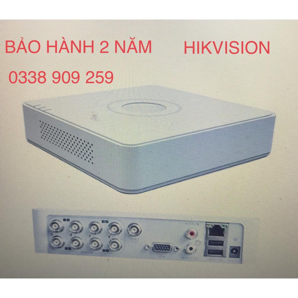 Đầu Ghi Hình Hikvision DS-7108HGHI-F1/N 8 Kênh Turbo HD 3.0