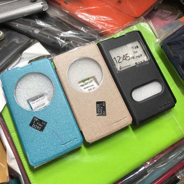 Bao da LG Fino D295 chính hãng nikin
