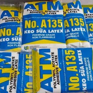 Keo sữa ATM 1KG Nguyên liệu làm slime