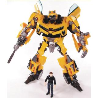Assembly model of Transformers bumblebee Toys Robot Car Kids Gifts
