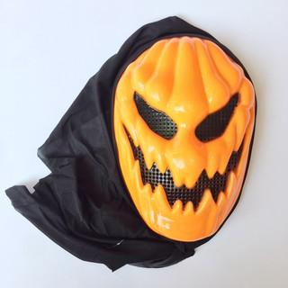 Mặt nạ hóa trang bí ngô Halloween