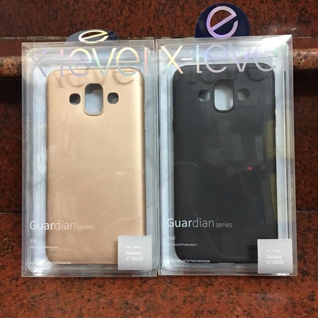 Ốp dẻo x-level Samsung j7 duo cao cấp