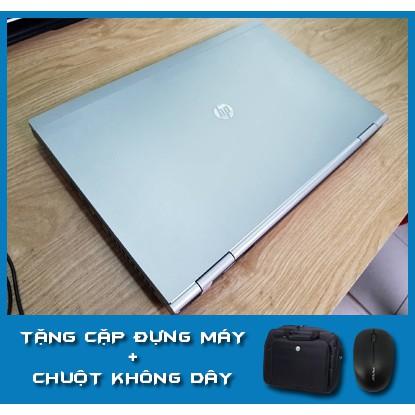 [Quá Rẻ ] Laptop Cũ HP 8460p Core i5-2520M_Ram 4G_Chơi Game_Làm Đồ Họa Mượt. Tặng Phụ Kiện