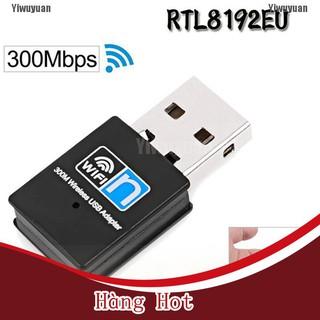 [ Hàng Hot ] Thiết bị chuyển đổi thu phát WiFi tốc độ 300Mbps 802.11 B / G / N