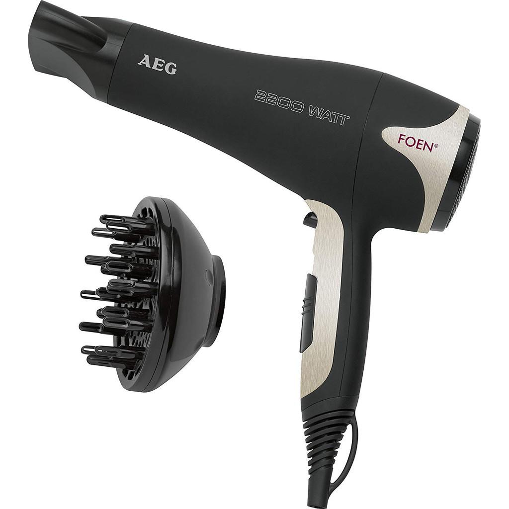 100%_Hàng_Đức] Máy sấy tóc AEG công suất 2.200 W