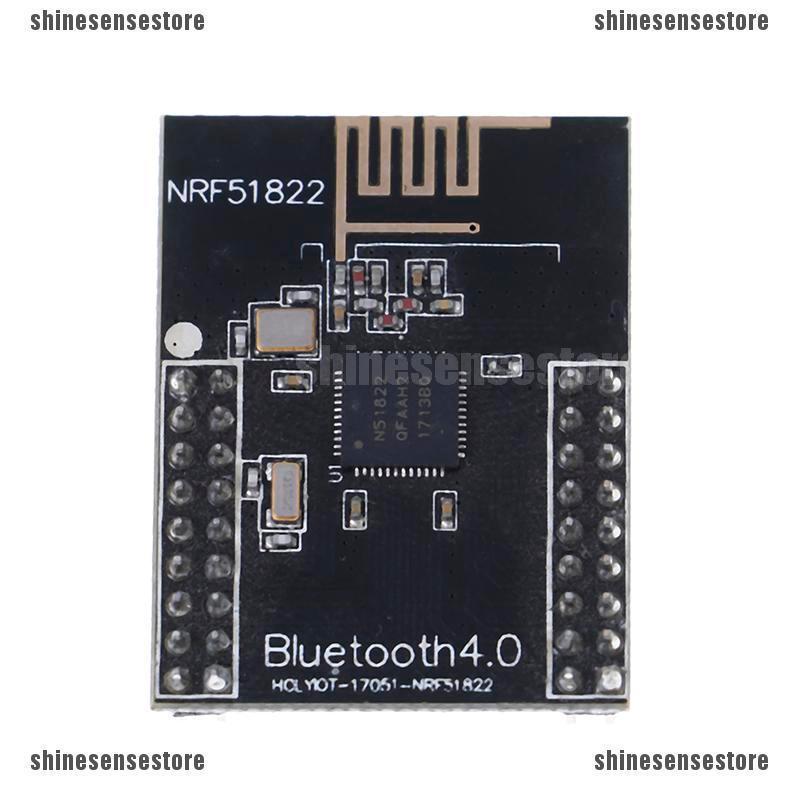 Mô-đun truyền thông không dây NRF51822 2.4G - 14215980 , 2364436826 , 322_2364436826 , 106600 , Mo-dun-truyen-thong-khong-day-NRF51822-2.4G-322_2364436826 , shopee.vn , Mô-đun truyền thông không dây NRF51822 2.4G