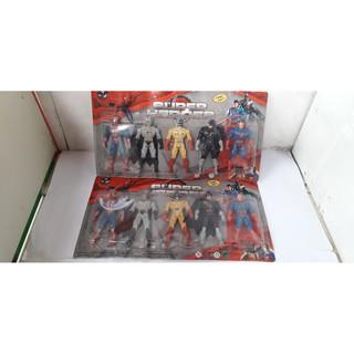 5 anh em siêu nhân,siêu anh hùng