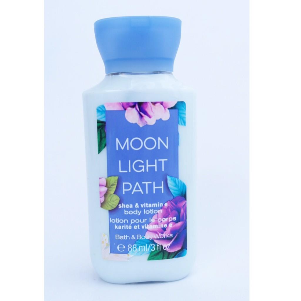 Sữa dưỡng thể mini Moon light path - Bath & Body Works (88ml)