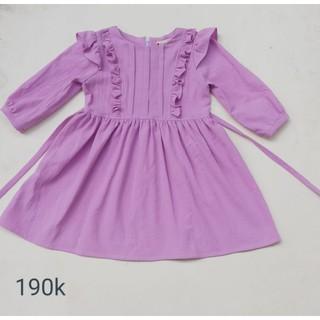 váy thiết kế dành cho bé