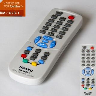 [Mã ELFLASH5 giảm 20K đơn 50K] Remote Tivi Toshiba Huayu RM 162B 1 có hộp