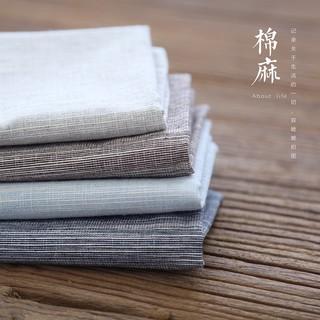 Khăn Trải Bàn Vải Cotton Họa Tiết Kẻ Sọc Phong Cách Phương Tây